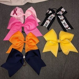 Other - 6 bow bundle!!!🤩🎀